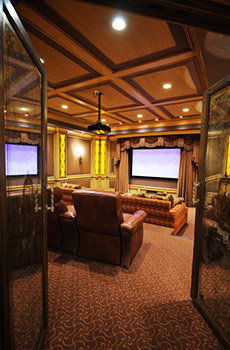 Home Theater Entertainment solution